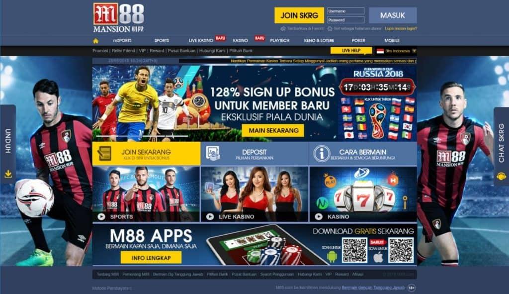 M88 Situs Judi Online Terbaik